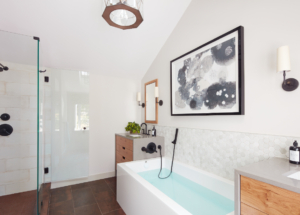 Manchester by the Sea, MA Bathroom Renovation