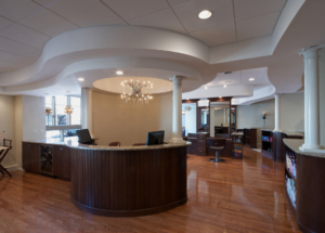 Andover, MA Salon Commercial Renovation