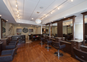 Andover, MA Salon Commercial Renovation