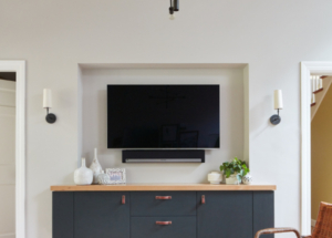 Manchester by the Sea Living Room Cabinets